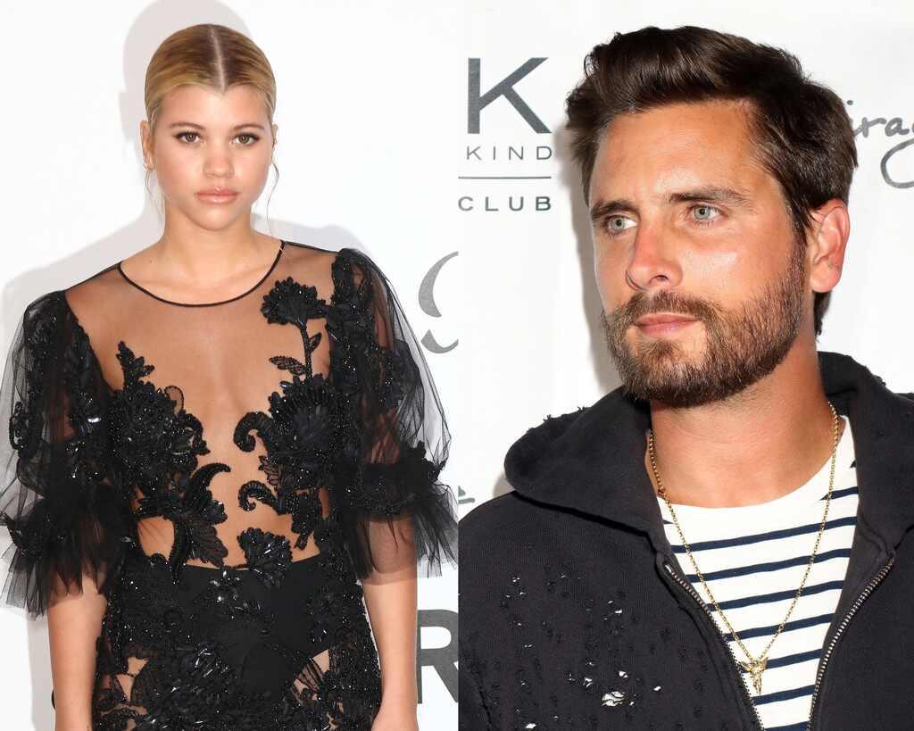 Kourtney Kardashian prohíbe visitas de Scott Disick a sus hijos
