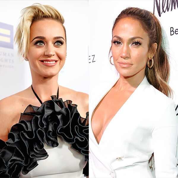 Katy Perry, Jennifer Lopez