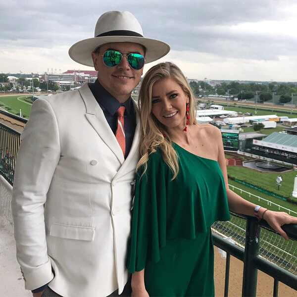 Tom Sandoval, Ariana Madix, Kentucky Derby 2017