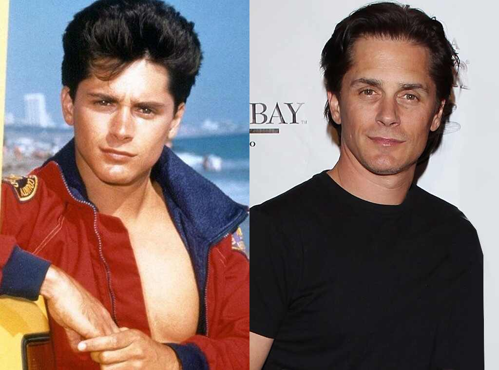 Billy Warlock, Baywatch Then and Now