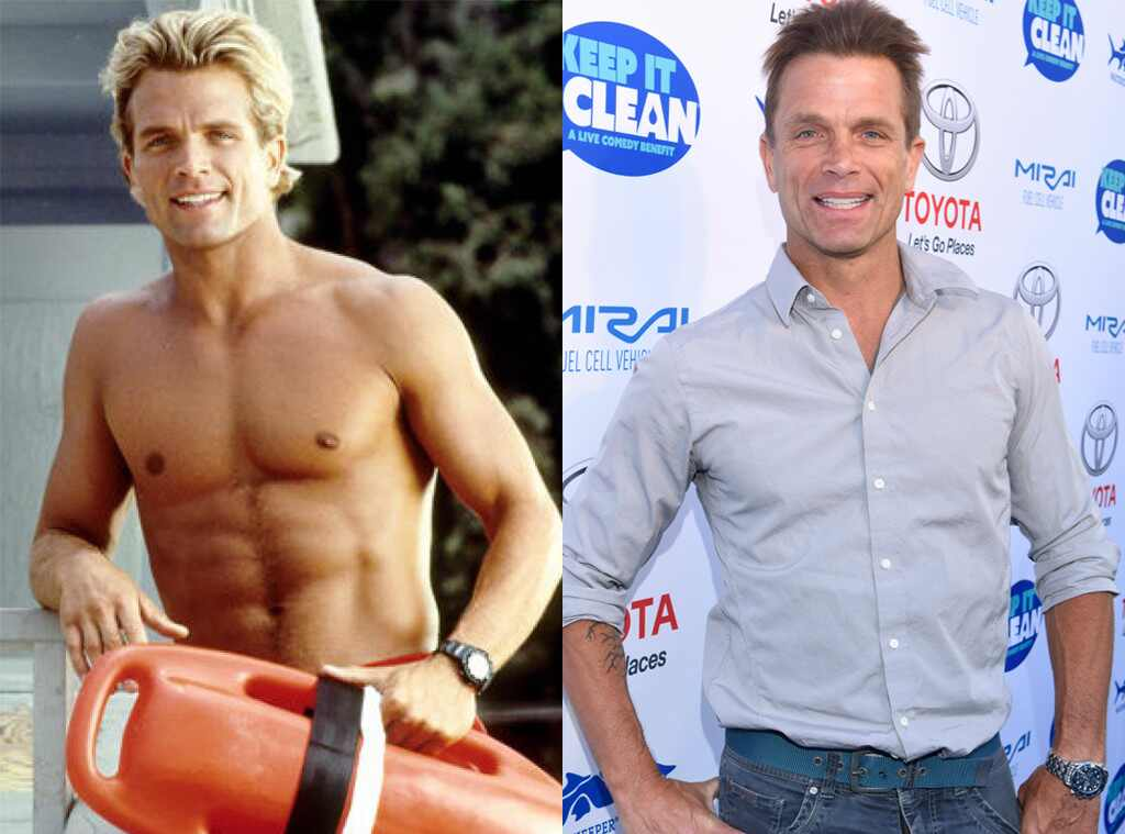 David Chokachi, Baywatch Then and Now