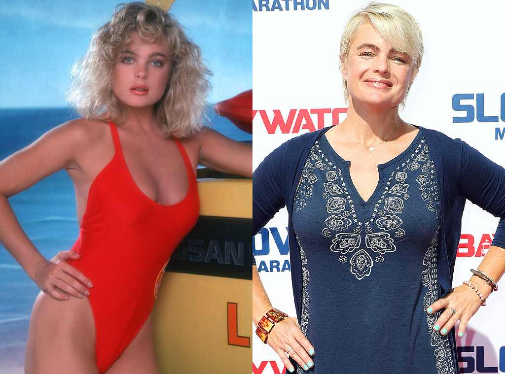 Erika Eleniak, Baywatch Then and Now