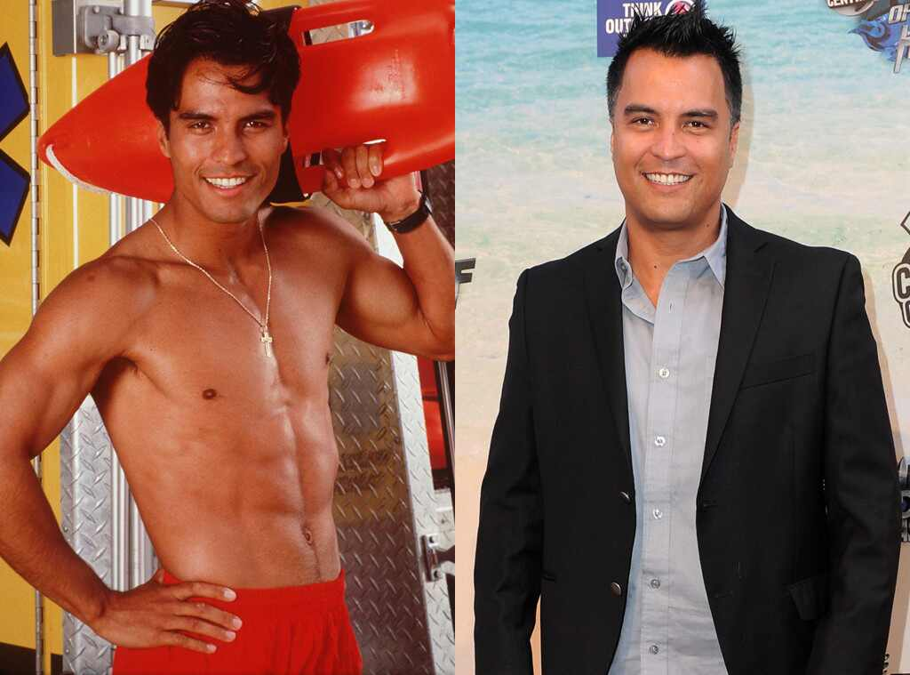 Jose Solano, Baywatch Then and Now