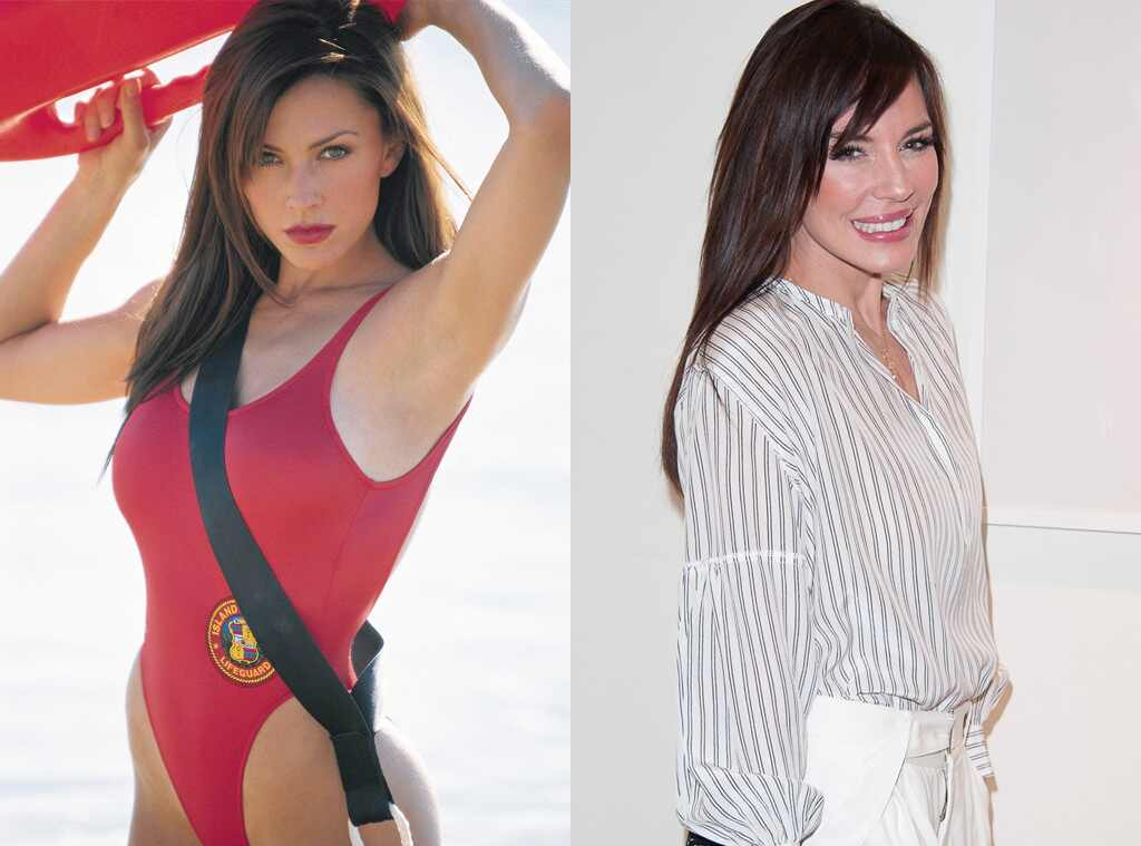 Krista Allen, Baywatch Then and Now