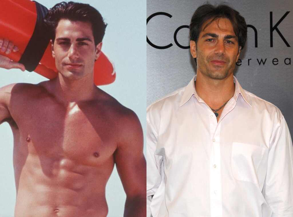 Michael Bergin, Baywatch Then and Now