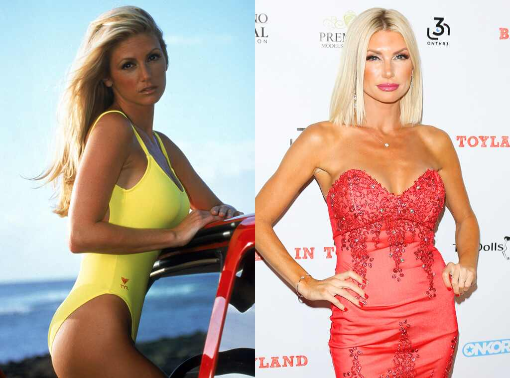 Brande Roderick, Baywatch Then and Now