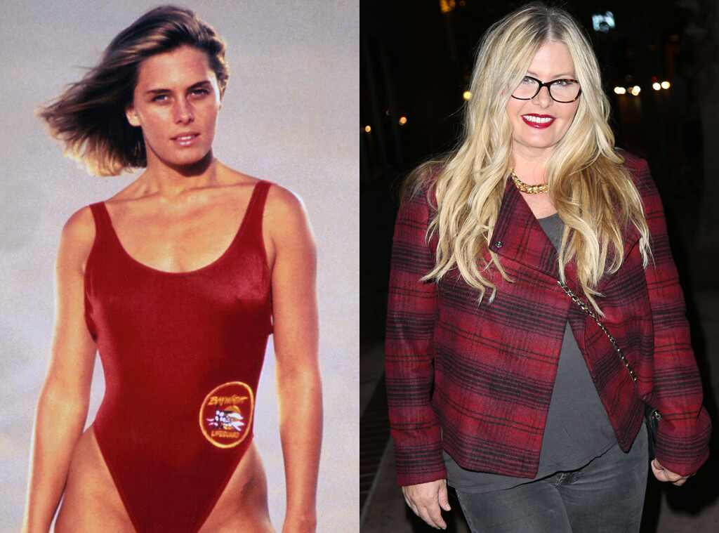 Nicole Eggert, Baywatch Then and Now