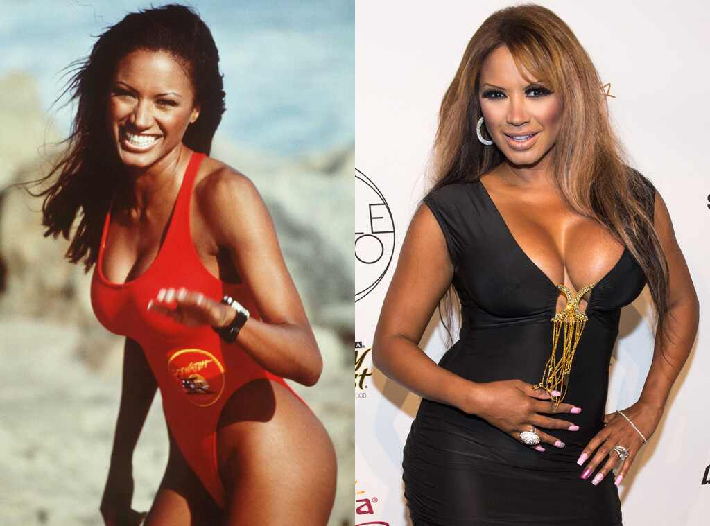 Traci Bingham, Baywatch Then and Now