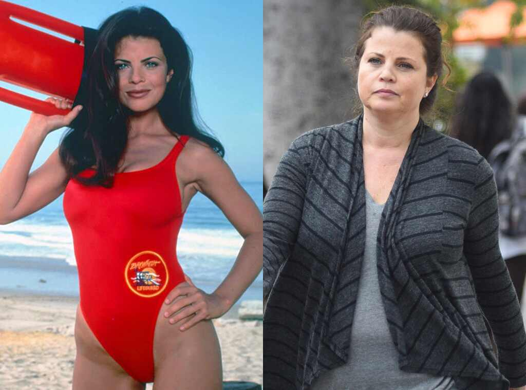 Yasmine Bleeth, Baywatch Then and Now