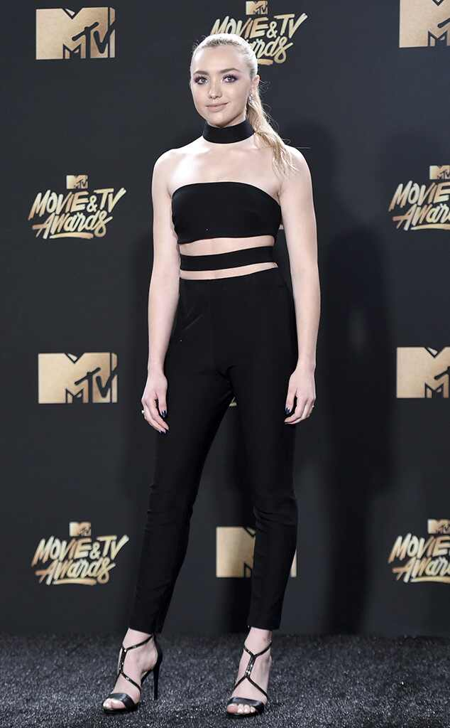 Peyton List, 2017 MTV Movie And TV Awards