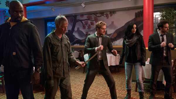 The Defenders, Marvel, Jessica Jones, Luke Cage, Daredevil, Iron Fist