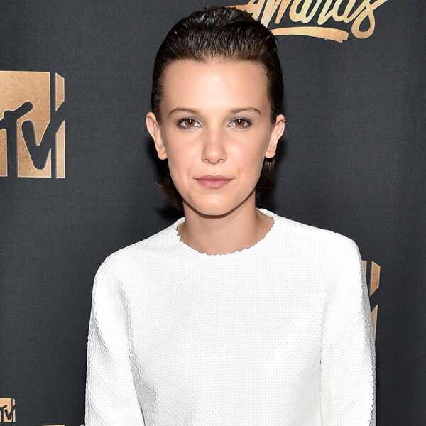 Millie Bobby Brown, 2017 MTV Movie And TV Awards, Arrivals