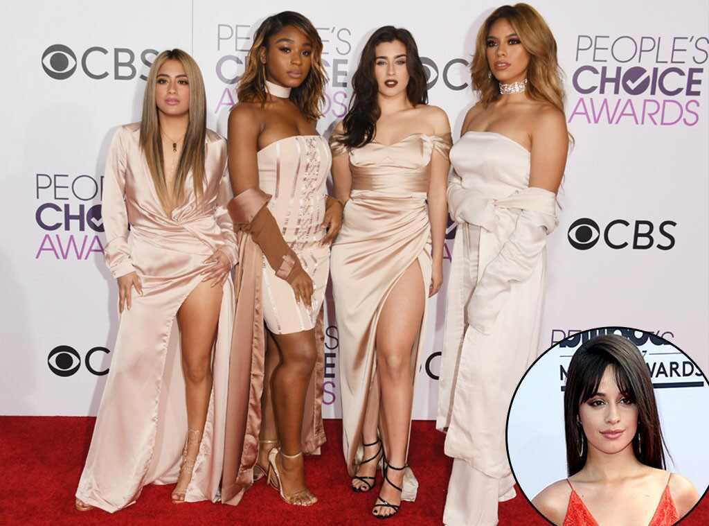 Fifth Harmony, Camila Cabello