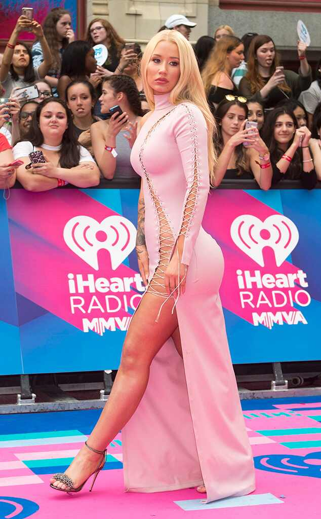 Iggy Azalea, 2017 Much Music Video Awards, Arrivals