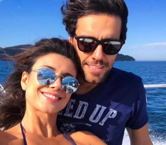 Paula Fernandes, Thiago Arancam