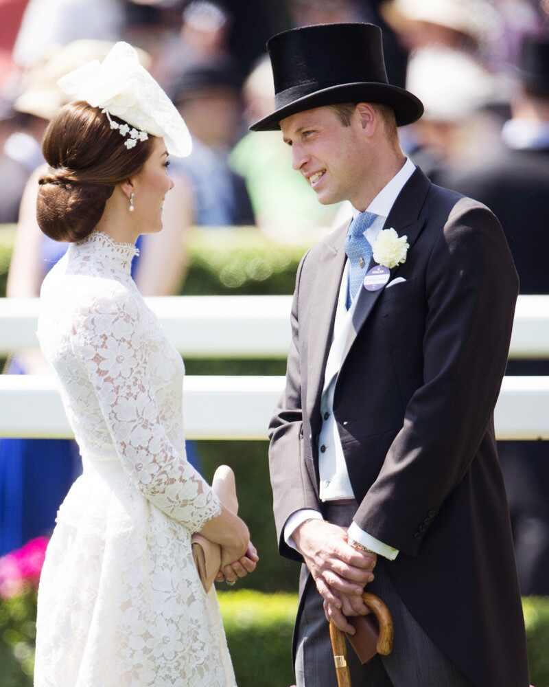 York races wedding