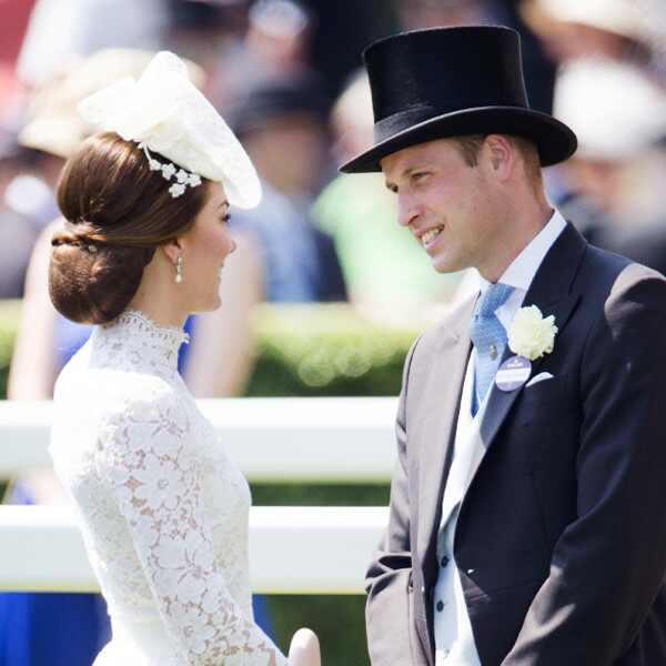 ESC: Kate Middleton, Prince William, Royal Ascot