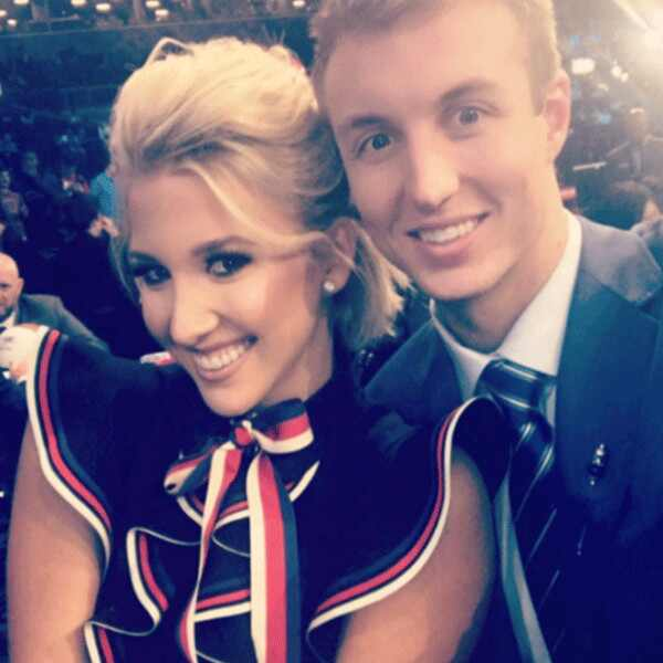 Savannah Chrisley, Luke Kennard