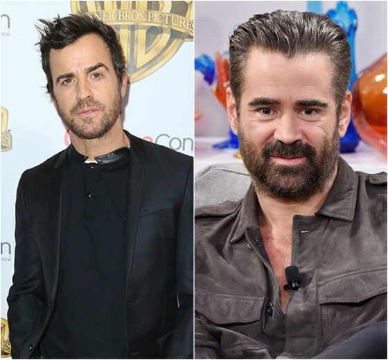 Justin Theroux, Colin Farrell