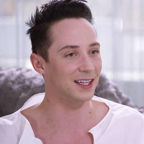 Hollywood Medium 214, Johnny Weir