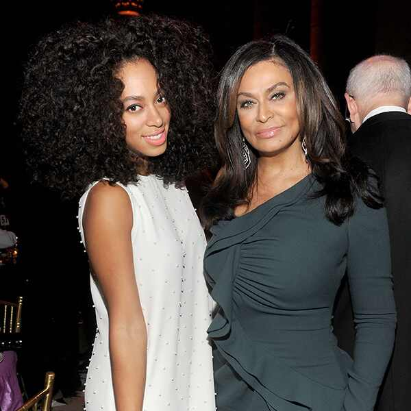 Solange, Tina Knowles Lawson