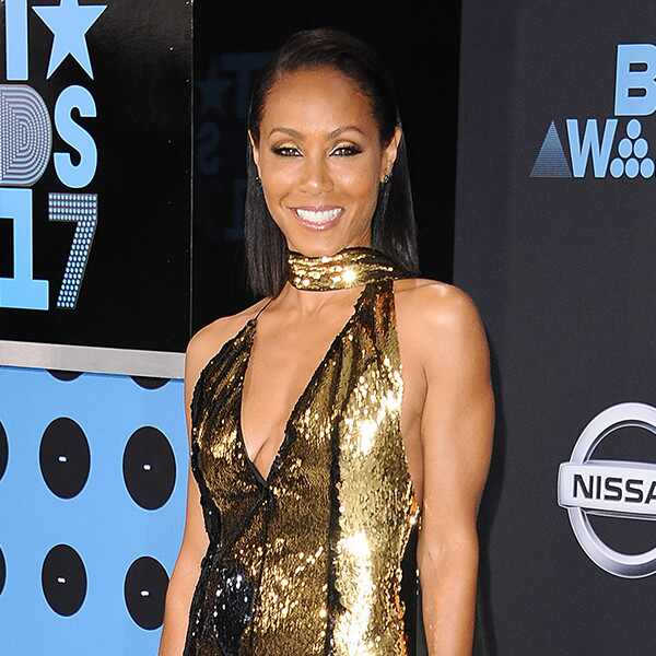 Jada Pinkett Smith, 2017 BET Awards, Arrivals