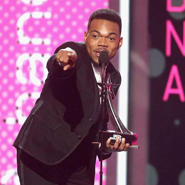 Chance The Rapper, 2017 BET Awards, Show