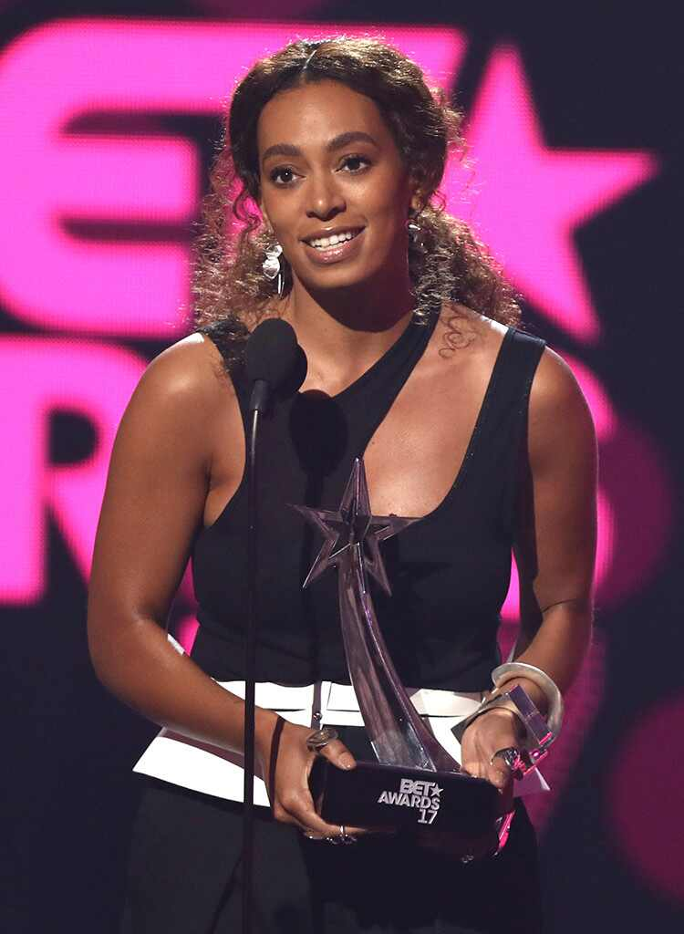 Solange, 2017 BET Awards