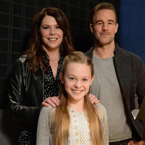 Vampirina, Lauren Graham, James Van Der Beek