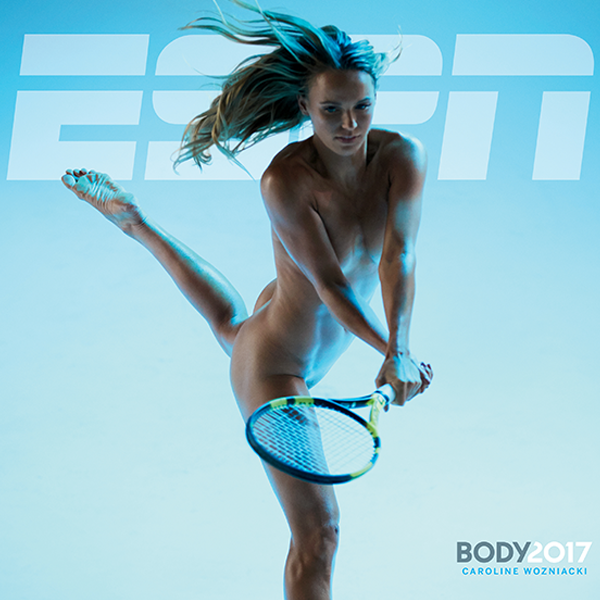 Caroline Wozniacki, ESPN The Magazine, The Body Issue