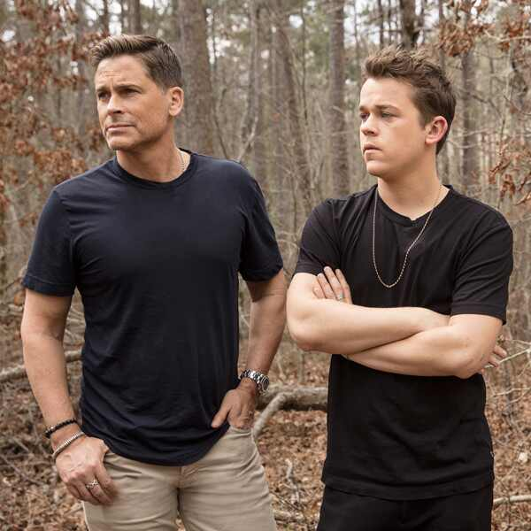 The Lowe Files, Rob Lowe