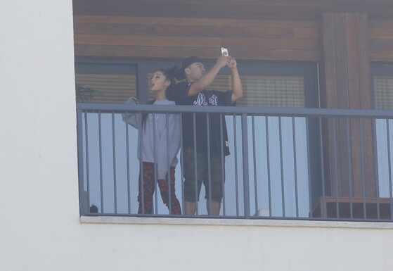 Ariana Grande no Rio de Janeiro, Brasil