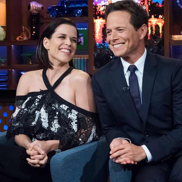 Party of Five, Neve Campbell, Scott Wolf, Watch What Happens Live