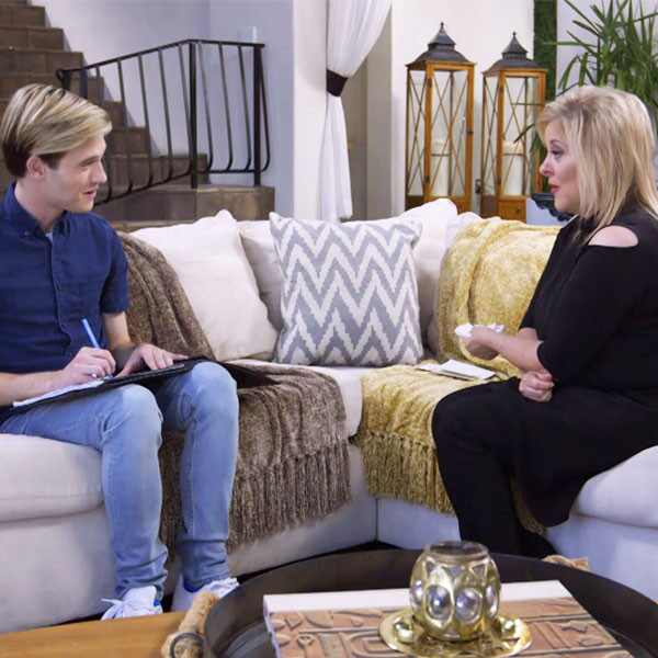 Hollywood Medium 214, Tyler Henry, Nancy Grace