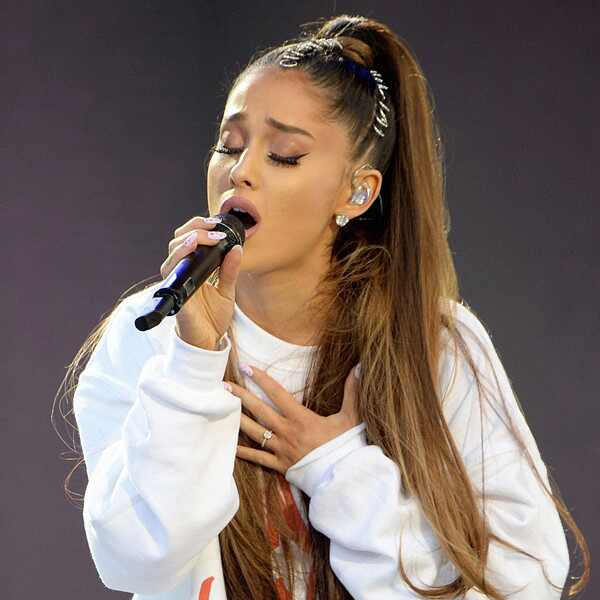 One Love Manchester benefit concert, Ariana Grande