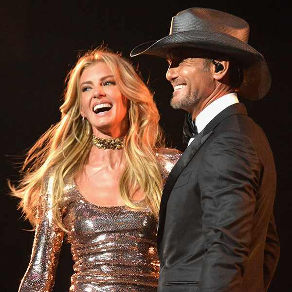 Gwyneth paltrow reveals how she broke her foot e news for Do tim mcgraw and faith hill have kids