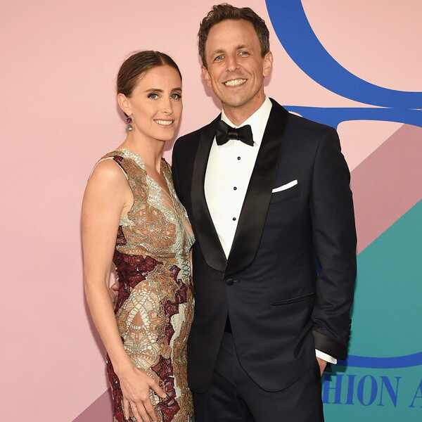 CFDA Awards 2017, Seth Meyers, Alexi Ashe