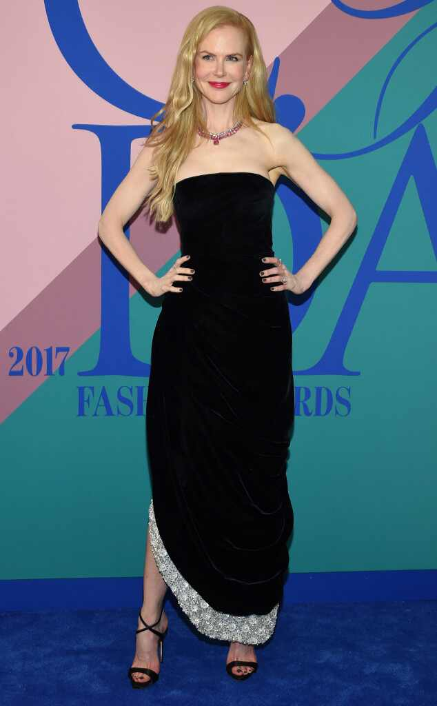 CFDA Awards 2017, Nicole Kidman