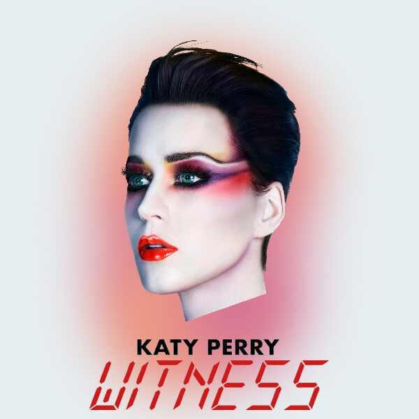 Katy Perry, Witness Album cover