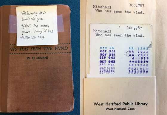Leitor devolve livro com 52 anos de atraso