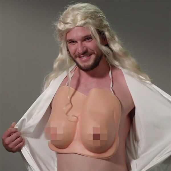 Kit Harington 'audiciona' para varios papeles en 'Game of Thrones'