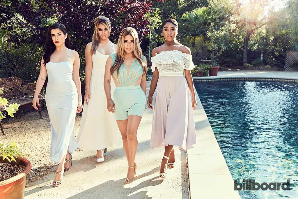 Fifth Harmony, Billboard