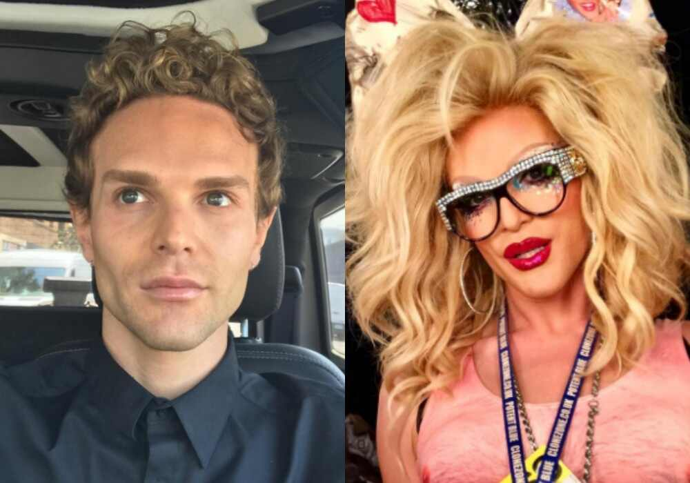 Rupaul, willam