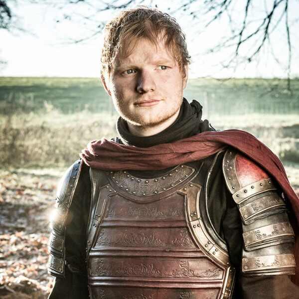 Game of Thrones, Ed Sheeran