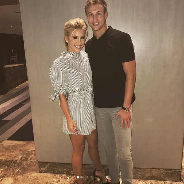 Savannah Chrisley, Luke Kennard, Instagram