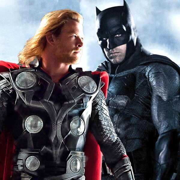 Batman, Thor