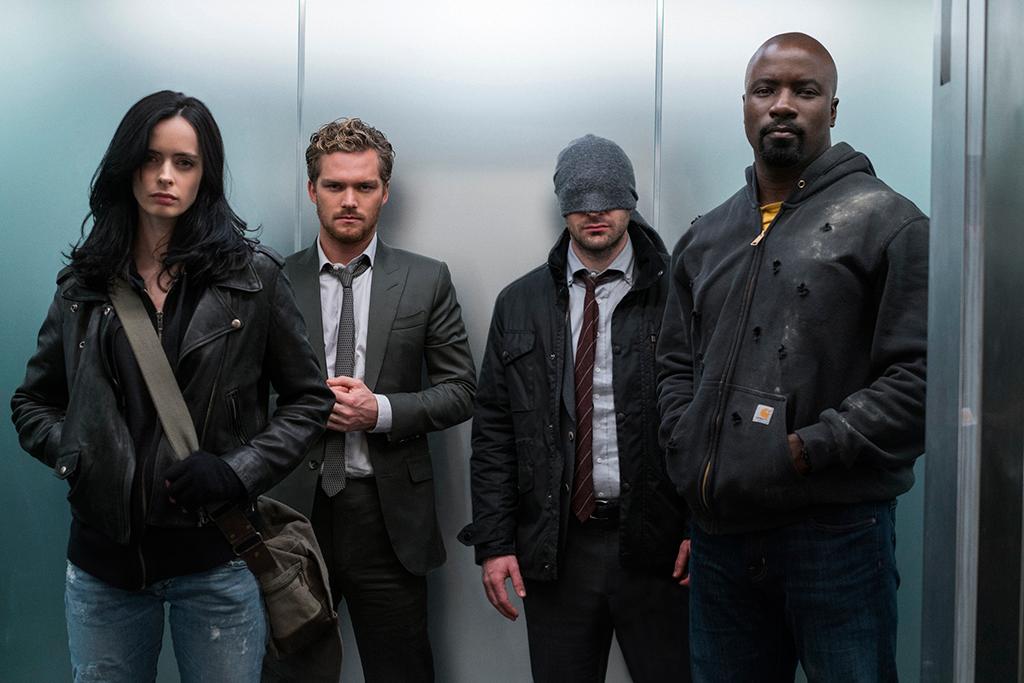 Novo trailer de Os Defensores é divulgado na Comic-Con