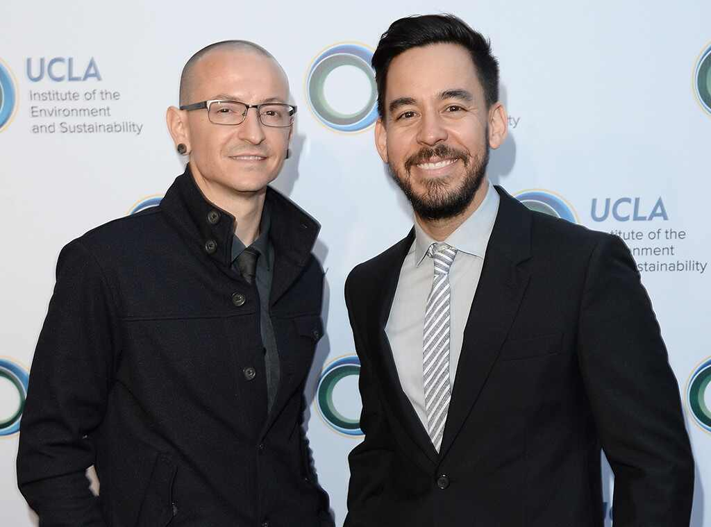 Chester Bennington, Mike Shinoda, Linkin Park
