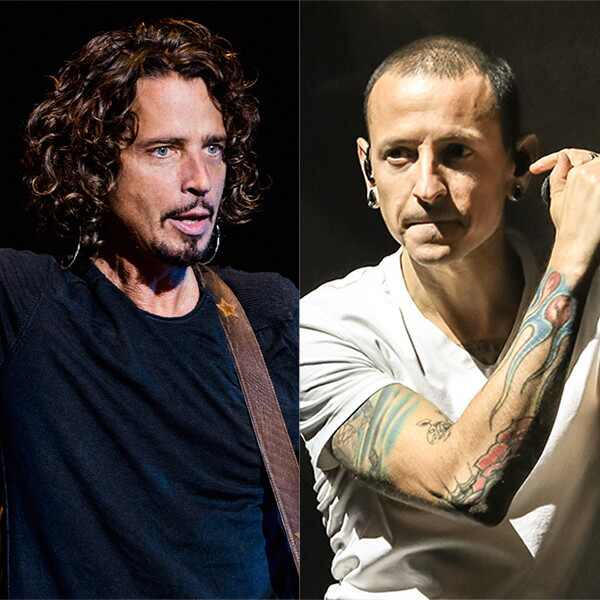 Chris Cornell, Chester Bennington