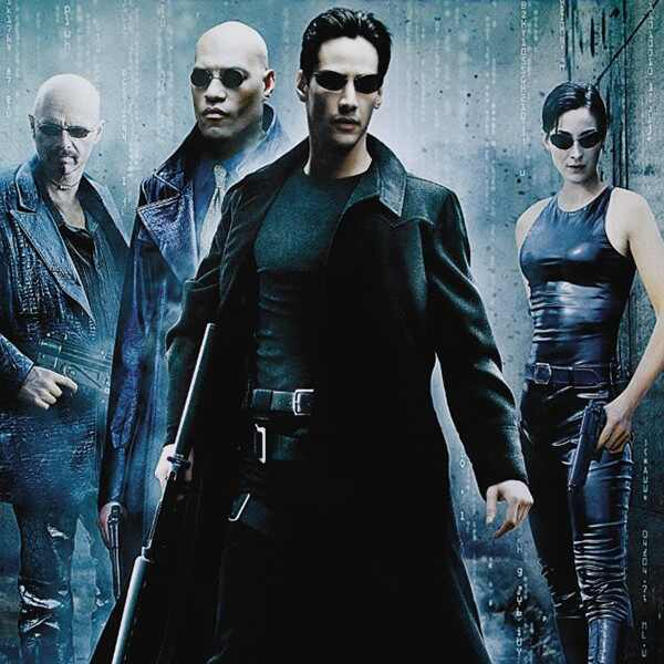 The Matrix, Movie Poster